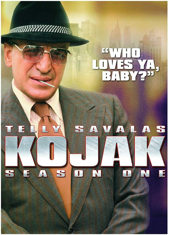 Kojak Season One (7 day rental)