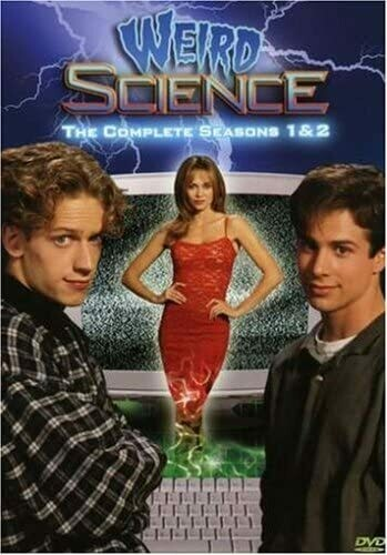 Weird Science Season One and Season Two (7 day rental)