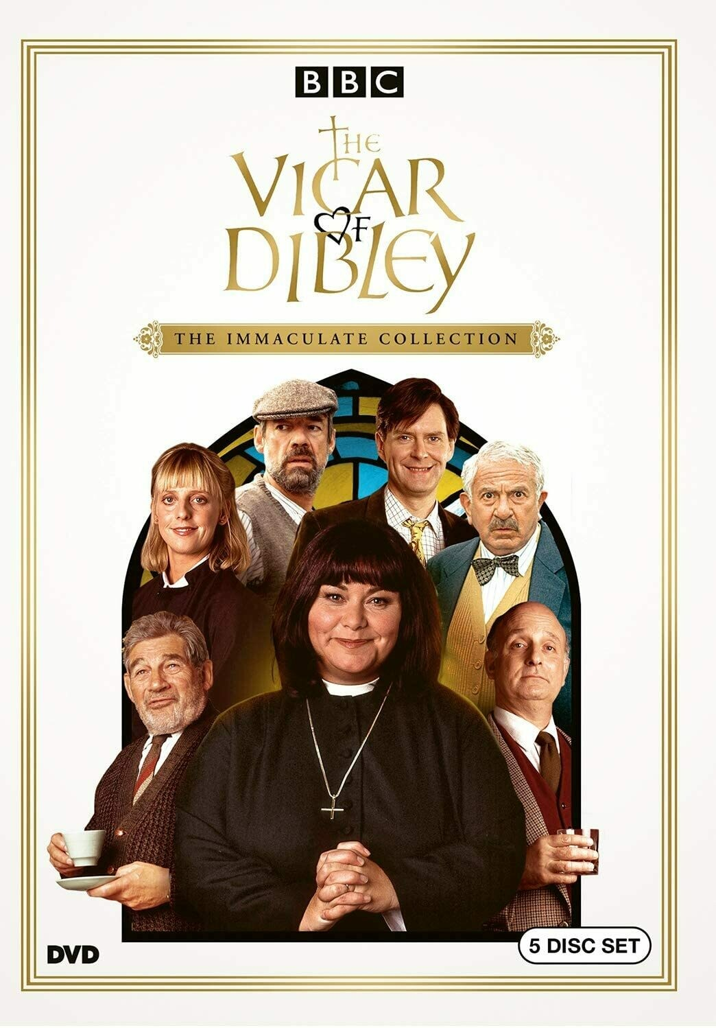 Vicar Of Dibley: The Immaculate Collection (7 day rental)