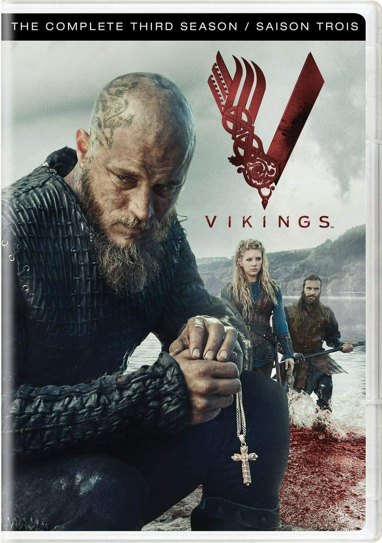 Vikings Season Three (7 day rental)