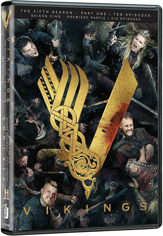 Vikings Season Five Part One (7 day rental)