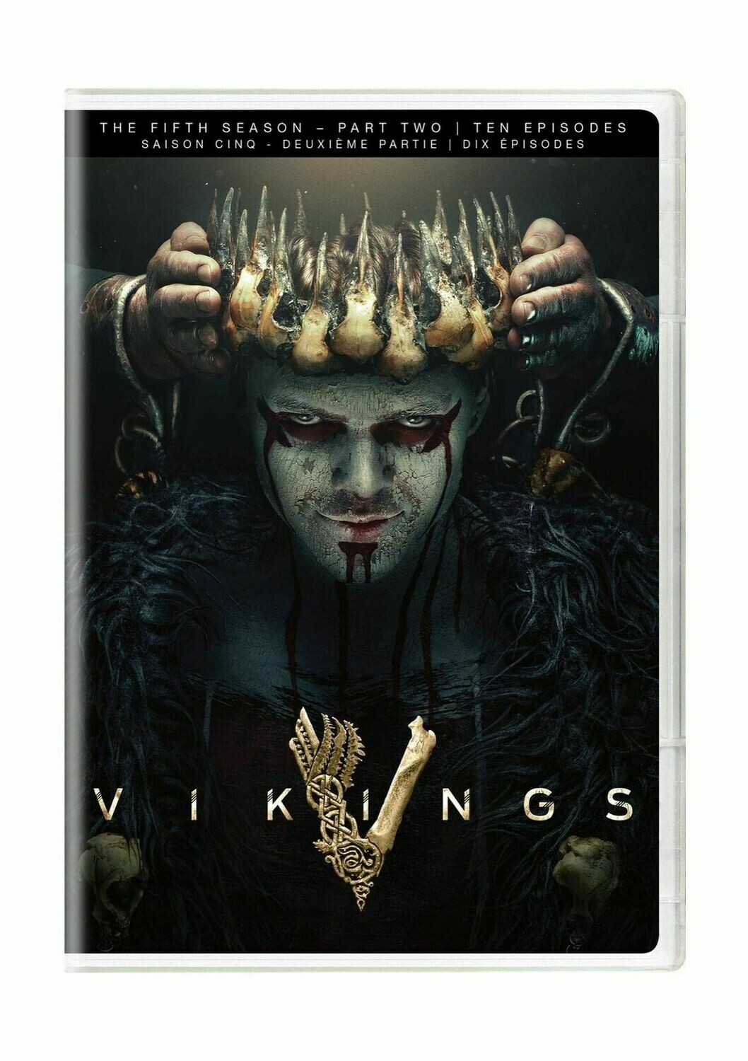 Vikings Season Five Part Two (7 day rental)