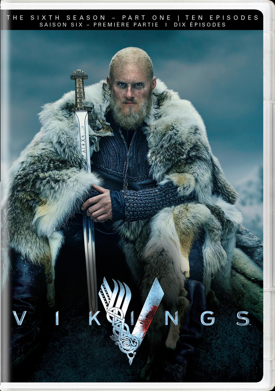 Vikings Season Six Part One (7 day rental)