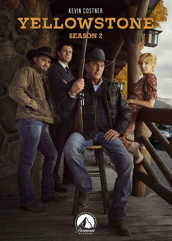 Yellowstone Season Two (7 Day Rental)