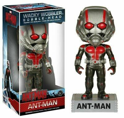 Marvel Ant-Man Wacky Wobbler Bobble Head