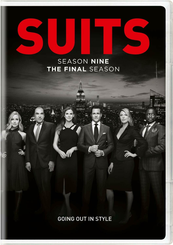 Suits Season Nine (7 day rental)