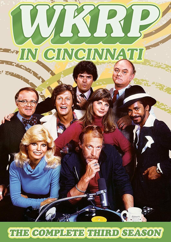 WKRP In Cincinnati Season Three (7 day rental)