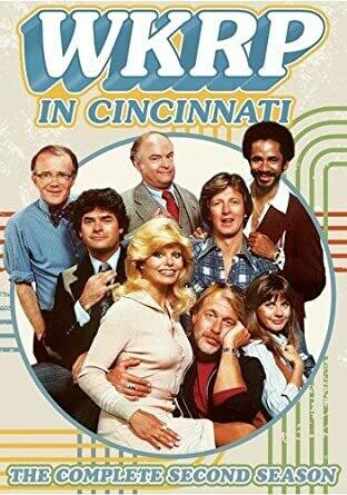 WKRP In Cincinnati Season Two (7 day rental)