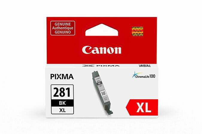 Canon CLI-281XL Ink Cartridge - Black