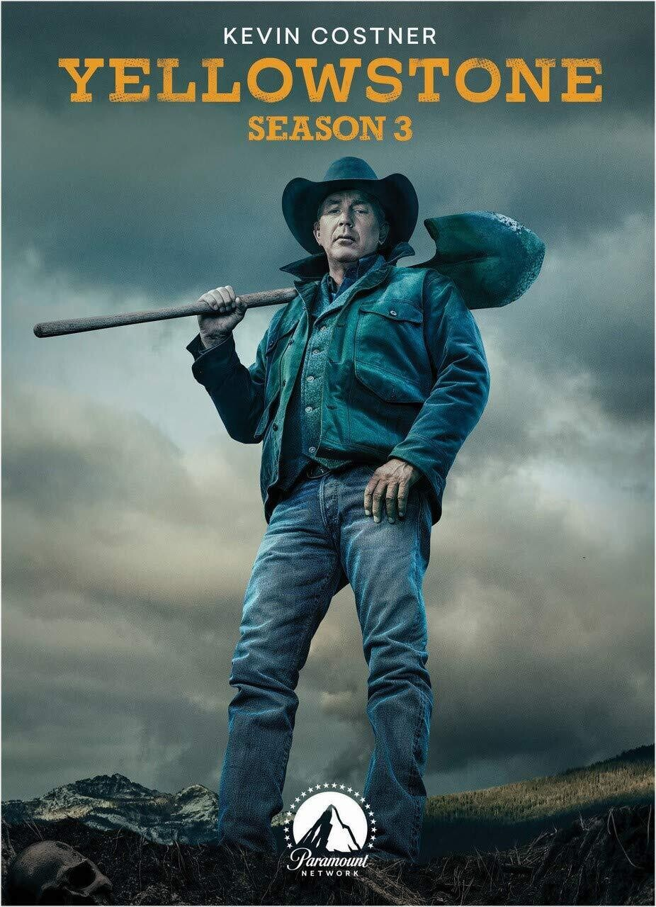 Yellowstone Season Three (7 Day Rental)
