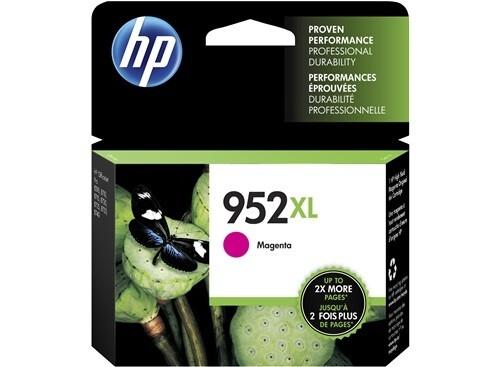 HP 952XL Magenta High Yield Original Ink Cartridge