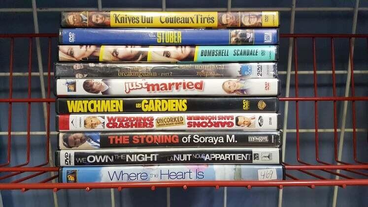 10 Previously Viewed Movies