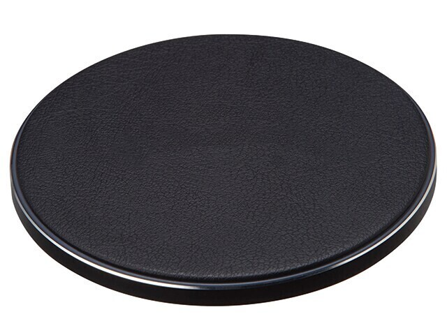 VITAL Leather Wireless Charger with Qualcomm® Quick Charge™ Technology