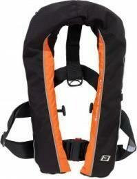 Winner 165 Zip Auto Black/Orange