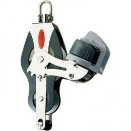 50mm AP ブロック、フィドルベケット&クリートBlock, Fiddle, Becket, Cleat