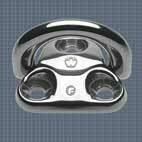 W6606 フォールディングパッドアイ 10mm