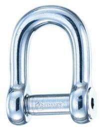 Wichard W1304 D-Allen Key PinShackle 8mm