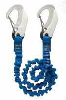 Wichard W7005 セフティハーネスライン 1-2MDouble action hooks