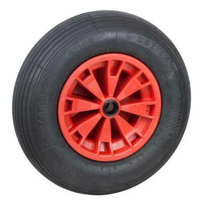 トロリー用空気入りタイヤ ラージ