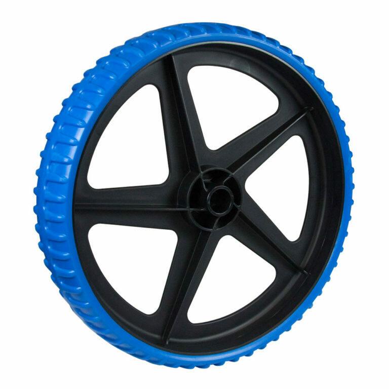 デュラスター トロリー用タイヤ ブルー