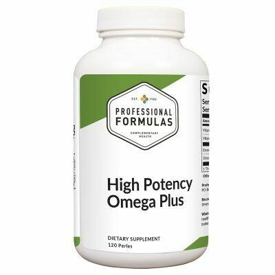 High Potency Omega Plus