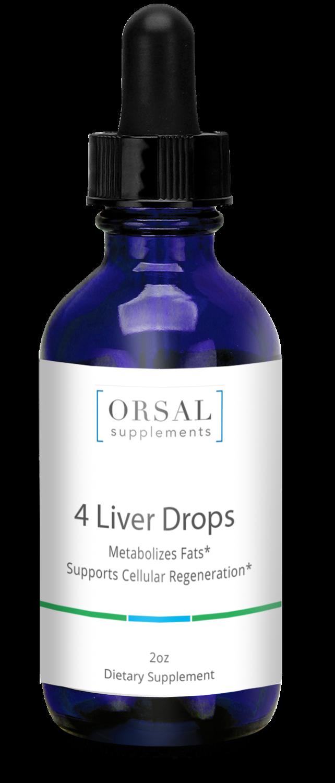 4 Liver Drops