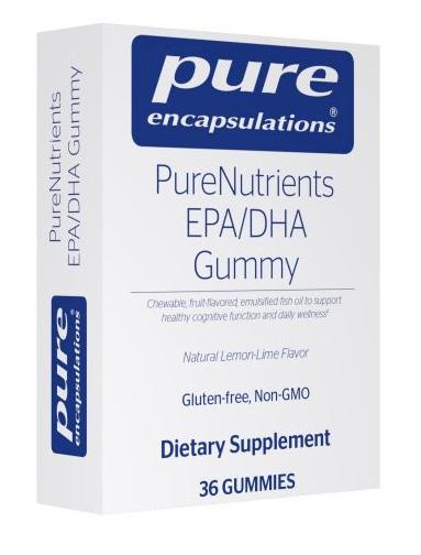 PureNutrients EPA/DHA Gummy