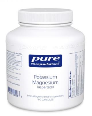 Magnesio Potasio