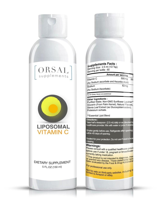 LIPOSOMAL Vitamina C