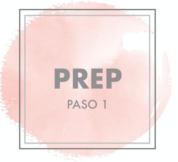 "PASO 1 | PREP MUJER  ""PURE"""