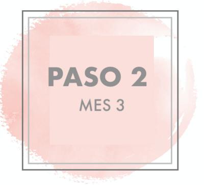 PASO 2   MES 3 Candida Óptima