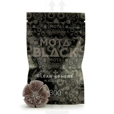 Mota Black THC Clear Sphere