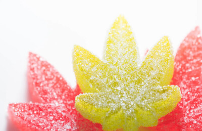 T.O. Edibles - Gummies 425 mg THC