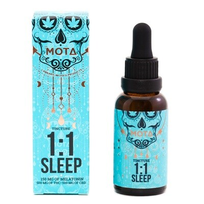 Mota 1:1 Sleep Tincture
