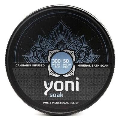 Yoni Soak 300mg THC 50mg CBD