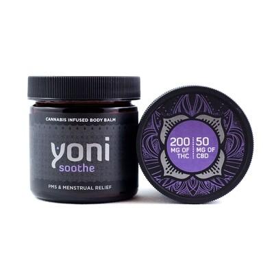 Yoni Soothe Balm 200mg CBD 50mg THC