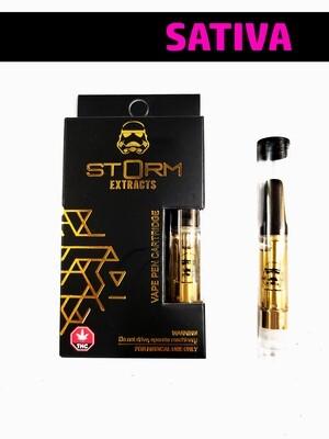 Storm Extracts 1g Cartridge - Sativa