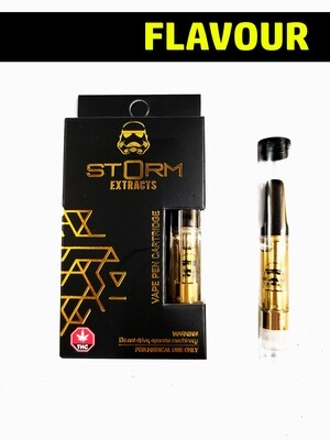 Storm Extracts 1g Cartridge - Flavour