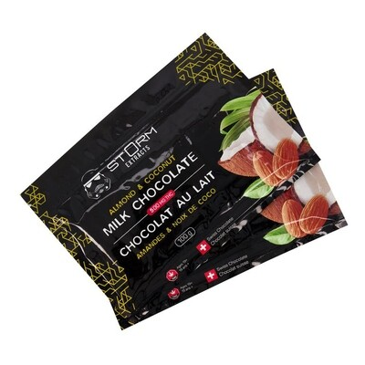 Storm Extracts 500mg Chocolate Bar