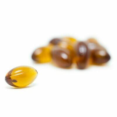 Mota THC:CBD 1:1 Capsules 25 mg | 25 mg