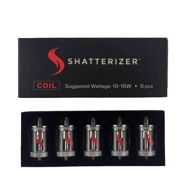 Shatterizer Ceramic Oil Coil