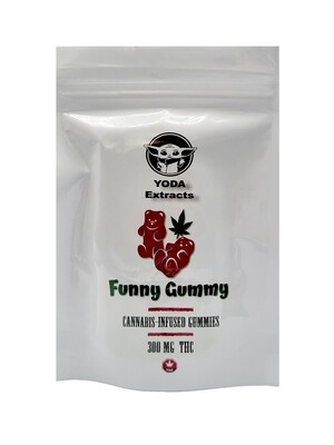Yoda Extracts - 300 MG - Funny Gummy
