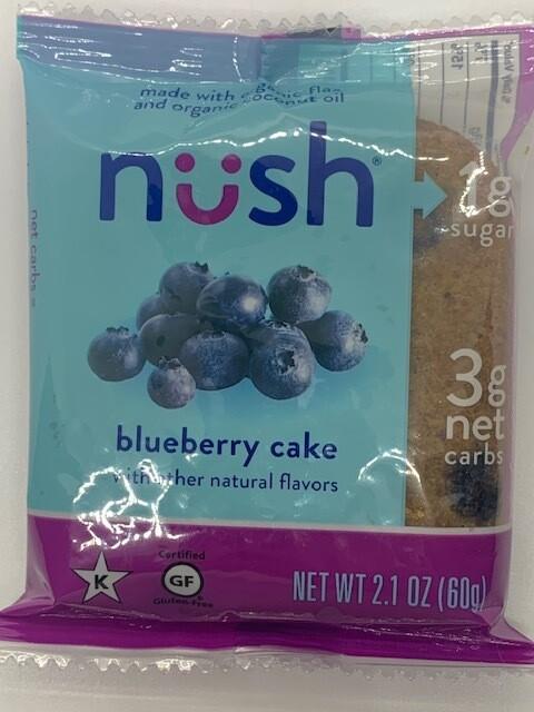 Nush Blueberry Cake
