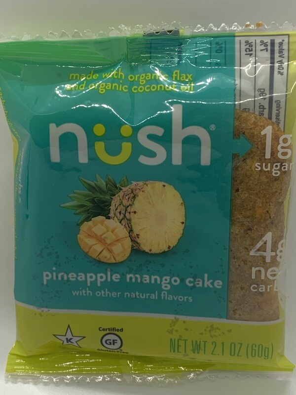 Nush Pineapple Mango Cake
