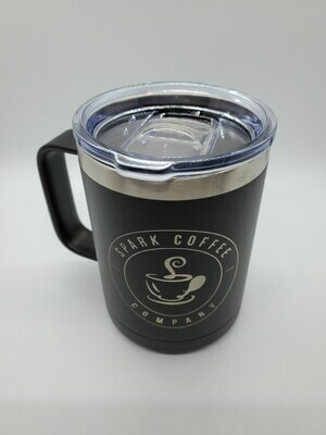 Insulated Spark Coffee Mug