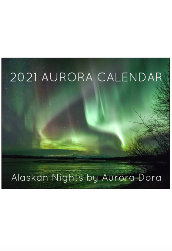 2021 Aurora Calendar