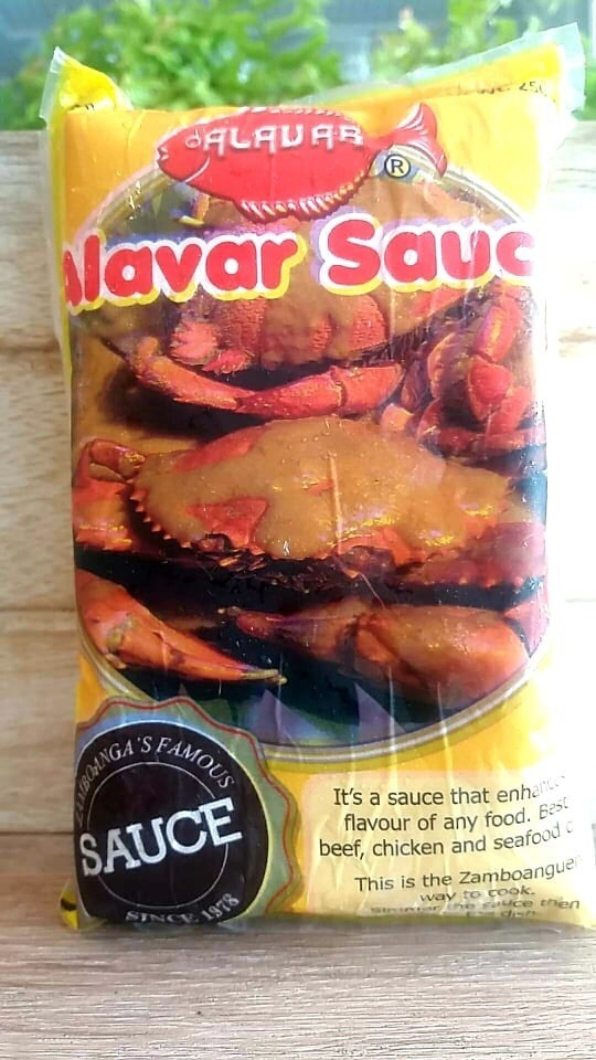 Alavar Sauce
