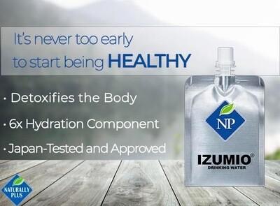 Izumio Hydrogenated Water