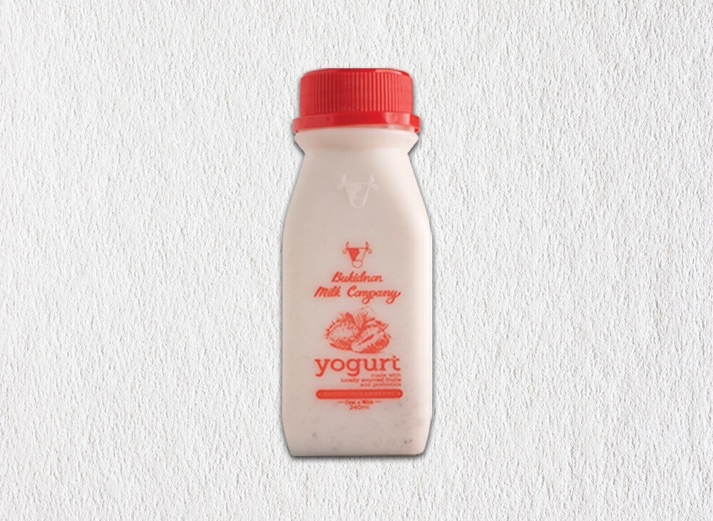 Strawberry Yogurt (240ml)