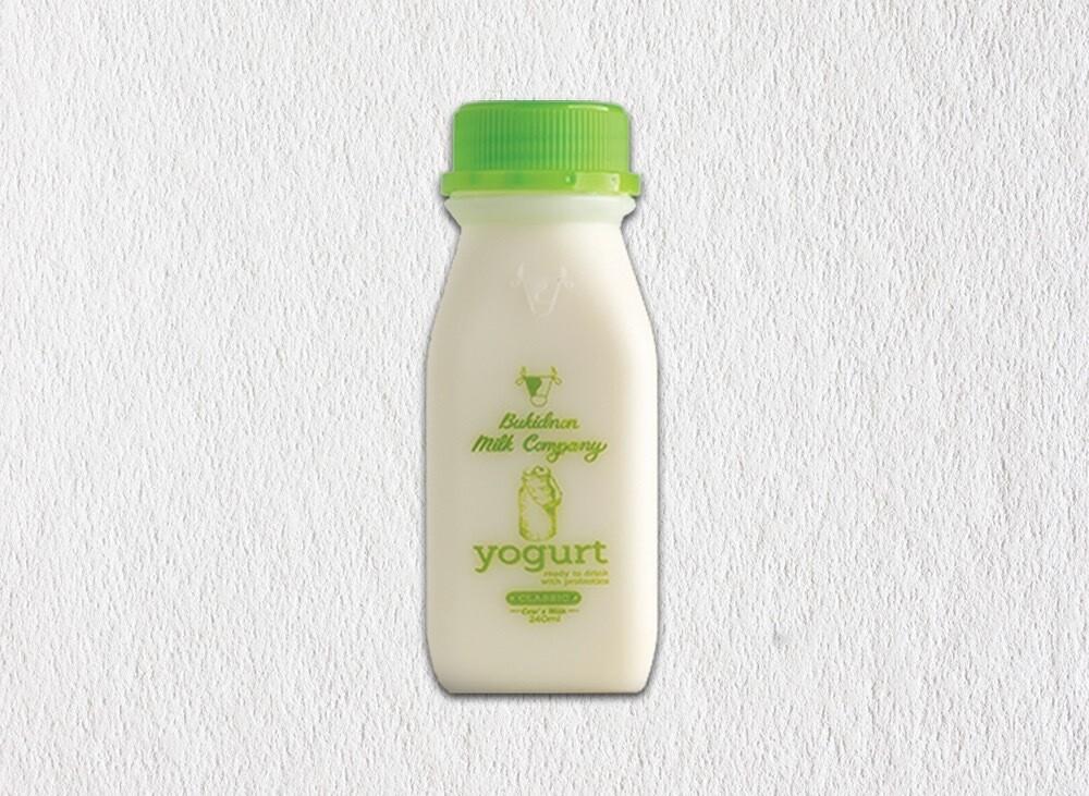 Plain Yogurt (240ml)